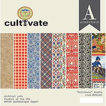 Authentique Cultivate 6x6 Inch Paper Pad