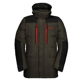Jack Wolfskin The Cook Parka Hooded Padded Jacket