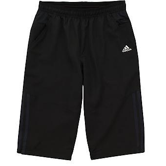 Adidas Performance Climacool 3/4 Pojat Polyesteri Musta Kudotut Housut F48486 A19C