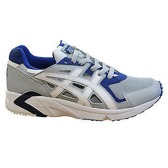 Asics Gel-DS Trainer OG White Grey Lace Up Mens Running Shoes H704Y 020