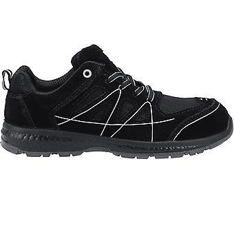 Centek Mens Suede Safety Shoes