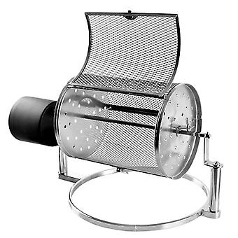 Haushalts-Elektro-Kaffeeröster, Power Edelstahl Bohnenröstmaschine