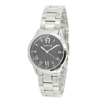Aigner ladies watch bracelet Modica black A32652