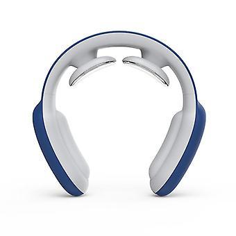 Smart Electric Neck And Shoulder Massager -blue