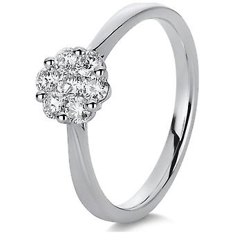 Luna Creation Promessa Ring Illusion 1B498W854-10 - Ringbreedte: 54