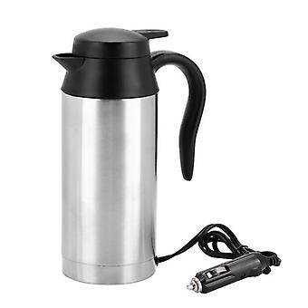 Travel Car Truck Kettle Water Heater Bottle For Tea Coffee Drinking Hot Water
