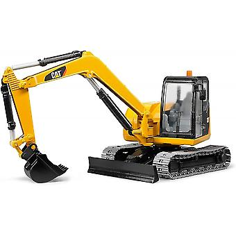 Bruder - Caterpillar CAT Mini Excavator 1:16  02456