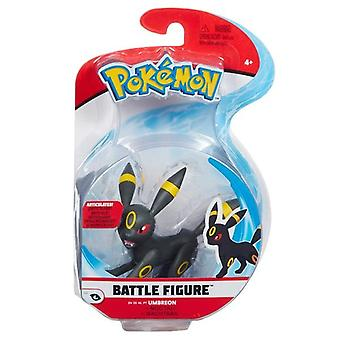 Pokémon umbreon strijd figuur