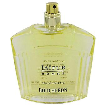 Jaipur Eau De Toilette Spray (Tester) By Boucheron 3.3 oz Eau De Toilette Spray