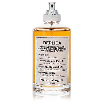 Replica Jazz Club Eau de Toilette Spray (testaaja) Tekijä Maison Margiela 3,4 oz Eau de Toilette Spray