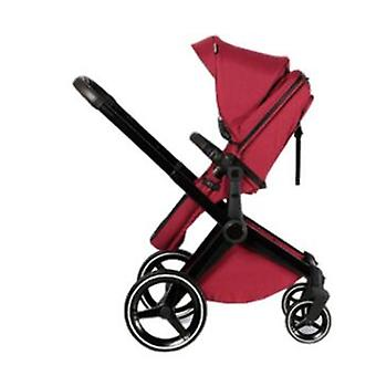 Baby Stroller, Luxury Folding, Four-wheel, Shock Absorber