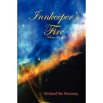 Innkeeper's Fire by Richard McSweeney - 9781847995513 Book