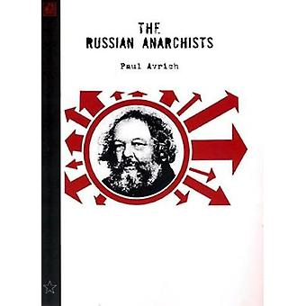 The Russian Anarchists by Paul Avrich - 9781904859482 Book