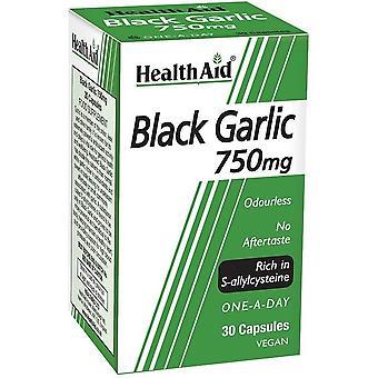 Terveysapu Ajo Negro 30 Cápsulas