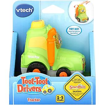 Vtech Toot-Toot Drivers Tractor Lime Green