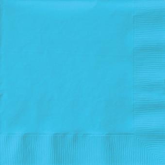 Ln 12/50Ct 2P Servilleta Azul Pastel