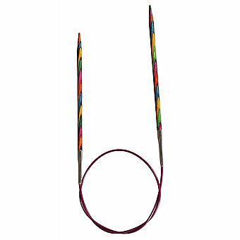 KnitPro Symfonie: Neuletappit: Pyöreä: Kiinteä: 50cm x 6.50mm