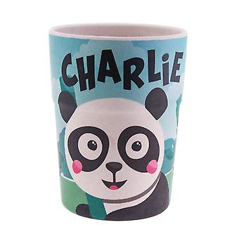 Historie & Heraldry Bambus Crew Bæger Panda Charlie
