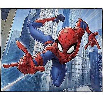 Marvel Spider-Man Wand Crawler Zimmer Teppich