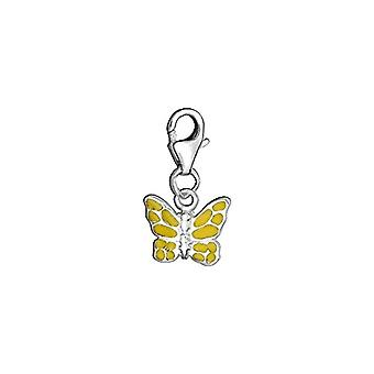 Sterling Silver Pasionist 925 with Butterfly 604114
