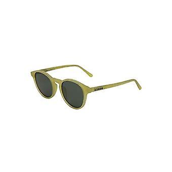 Kimoa Barcelona Lemon, Unisex Sunglasses, Green Lime, Normal