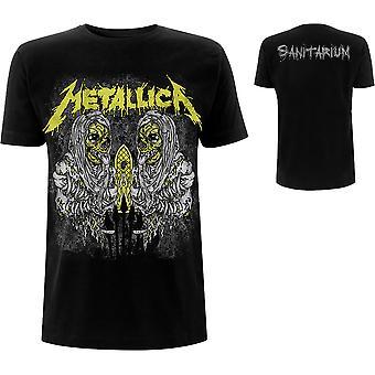 Metallica - Sanitarium Herre Stor T-skjorte - Svart