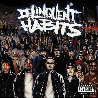 Delinquent Habits - Delinquent Habits Vinyl