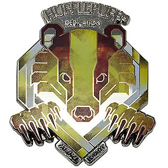 Fanattik Hufflepuff (Harry Potter) Limited Edition Pin Badge