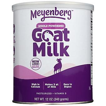 Meyenberg Goat Milk Pwdr Can, Case of 12 X 12 Oz