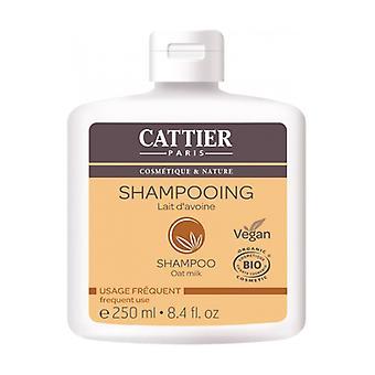Frekvent användning havremjölkschampo 250 ml gel