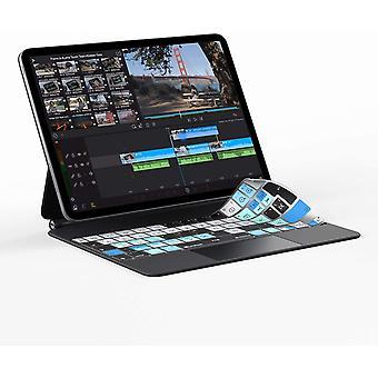"""Wokex LumaFusion Tastatur Cover für iPad Pro 11 """"MAGIC Tastatur Cover   UK Version   Passt nicht"""