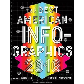 De beste Amerikaanse infographics door bewerkt door Gareth Cook & bewerkt door Robert Krulwich