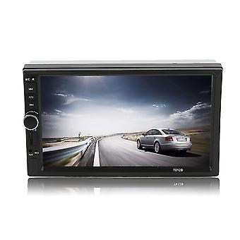 7 Inch Hd Screen Bluetooth Car Fm/mp5 Radio Player Rear View Camera Input