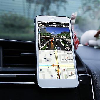 Uniwersalny uchwyt na telefony automatyczne Magnetyczny samochód Odpowietrznik Wentylcyjny Mount Mobile Phone Stand