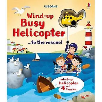 Wind-Up Drukke Helikopter... aan de Redding!
