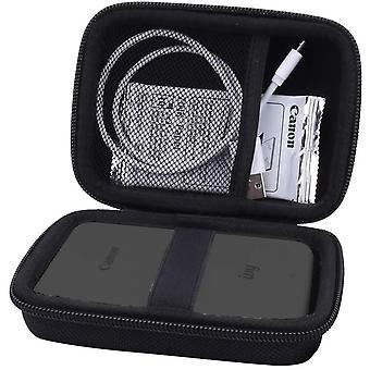 Hart Taschen Hülle für Canon Zoemini/Zoemini C/Zoemini S Mobiler Fotodrucker von  (Schwarz)