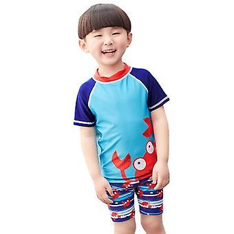 ملابس السباحة للأطفال تقسيم الملاكمين
