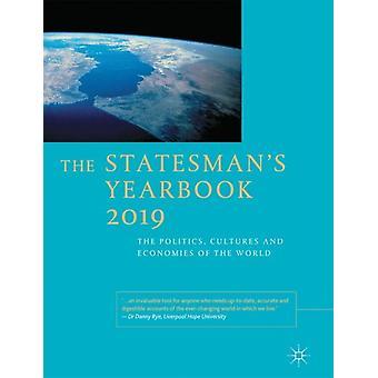 Statsmans årsbok 2019 Världens politiska kulturer och ekonomier av Palgrave MacMillan