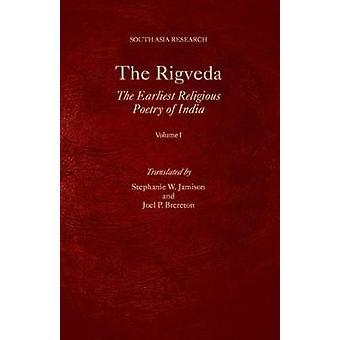 Rigveda 3Volume Set by Edited ja kääntänyt Stephanie W Jamison & Edited ja kääntänyt Joel P Brereton