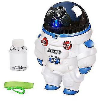Robot électrique Bubble Machine £? Ventilateur automatique Bubble Maker pour la fête d'été en plein air