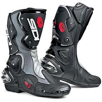 Sidi Vertigo 2 Grey Black Boots CE