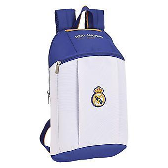 Borsa Scuola Real Madrid C.F. Blu Bianco
