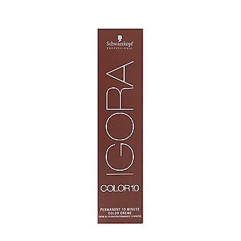 صبغ دائم ايغورا Color10 شوارزكوف 8-11 (60 مل)