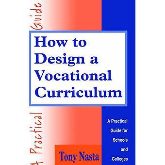How to Design a Vocational Curriculum