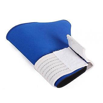 Pair Of Elastic Thumb Supports/sport Gloves