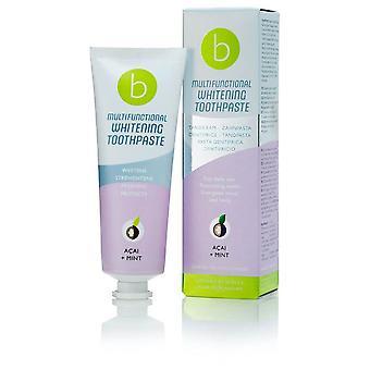 Whitening toothpaste Multifunctional Acai Mint Beconfident (75 ml)