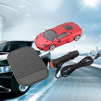 Bilhastighed Radar 360 Beskyttelse Detektor Laser Detection Voice Safety Alert Gps