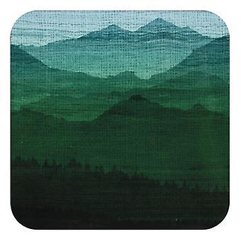 Ladelle Mountain Vista coastere, set de 4