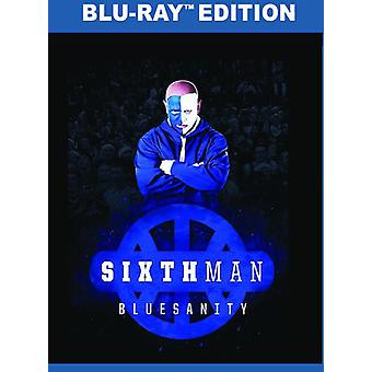 Sixth Man: Bluesanity [Blu-ray] USA import