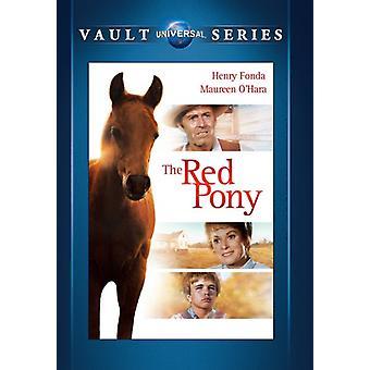 Red Pony [DVD] USA import